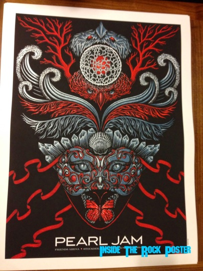 Pearl-Jam-Todd-Slater-Stockholm-Poster-2014-front