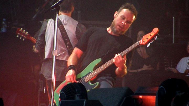 Pearl Jam And Black Rebel Motorcycle Club Perform At Milton Keynes Bowl