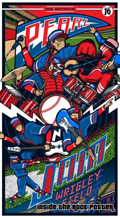 Pearl-Jam-Brad-Klausen-Chicago-Poster-Wrigley-Field-2016-Edit (1)